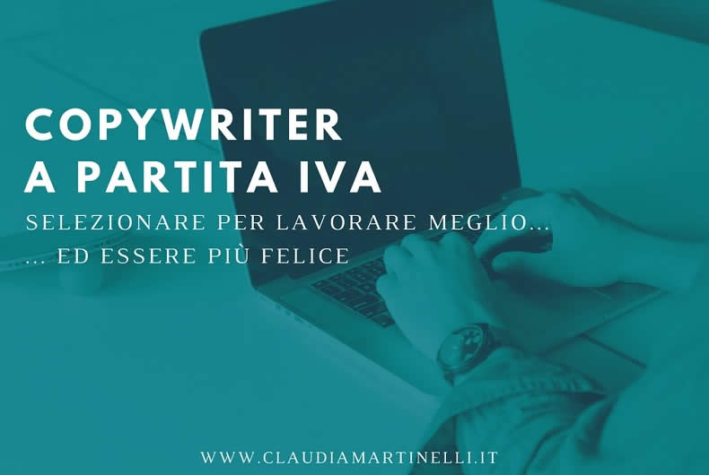 Sono una copywriter a partita IVA: che vantaggi ho?