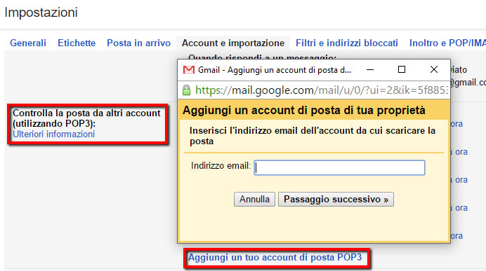 tutorial utilizzo mail fetcher - claudia martinelli